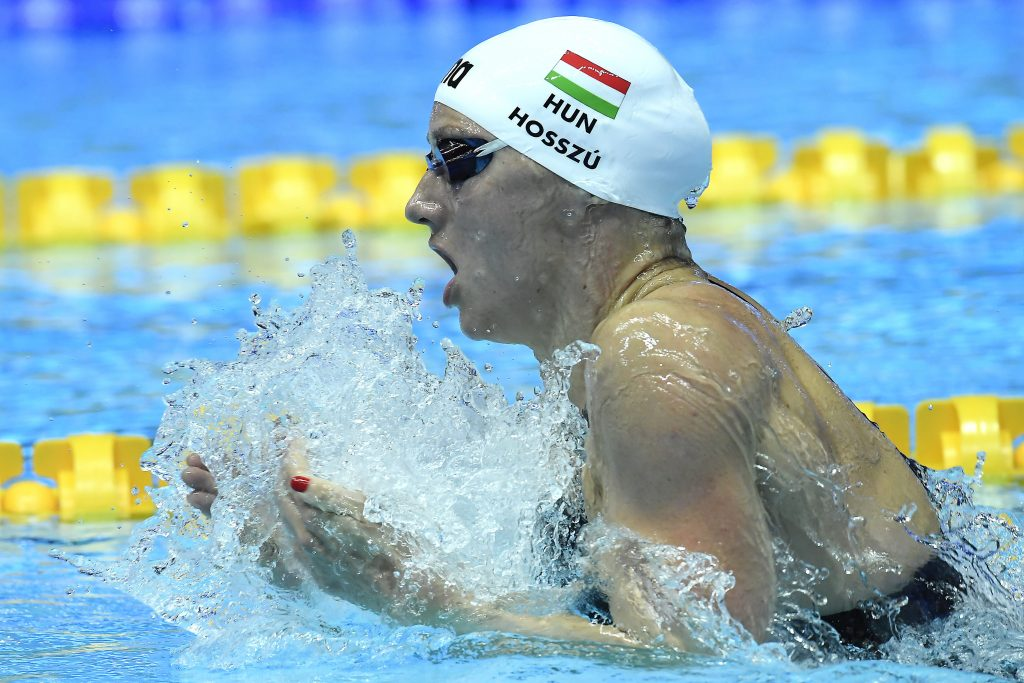 Katinka Hosszú Is Still Invincible in Medley post's picture