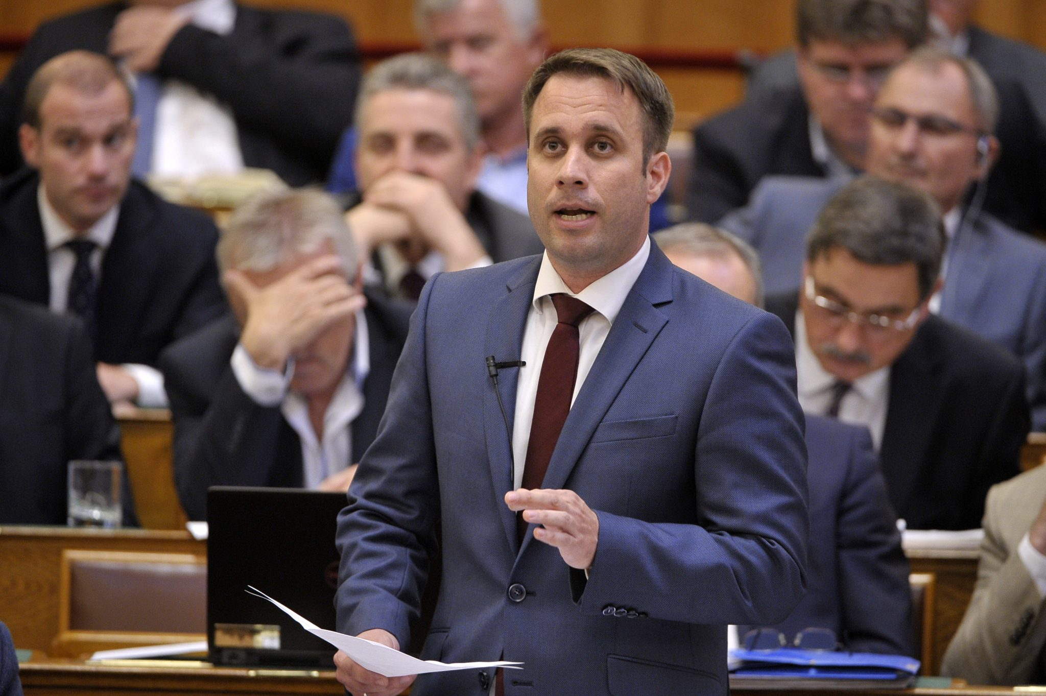 Gov't Refuses to Participate in Special EU Budget Session Initiated by Opposition post's picture