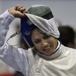 Hungarian Fencer Aida Mohamed Writes Olympics History