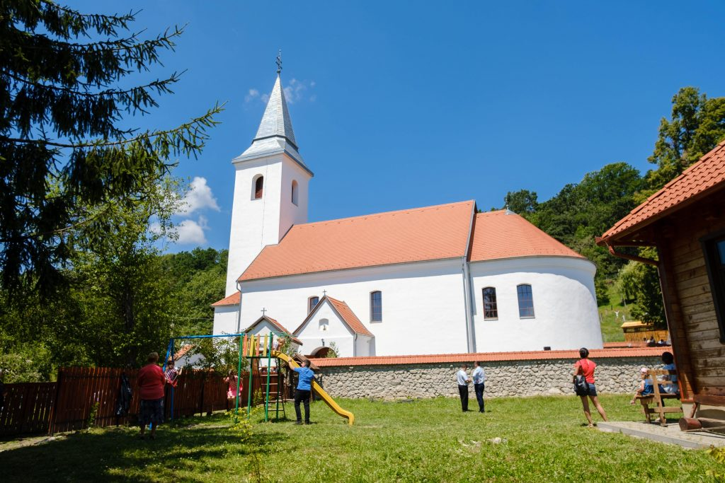 Church in Romania Rebuilt with Support from Hungary post's picture
