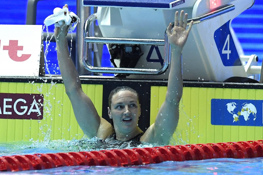 Katinka Hosszú Prepares for Tokyo Olympics Alone, Without Coach post's picture