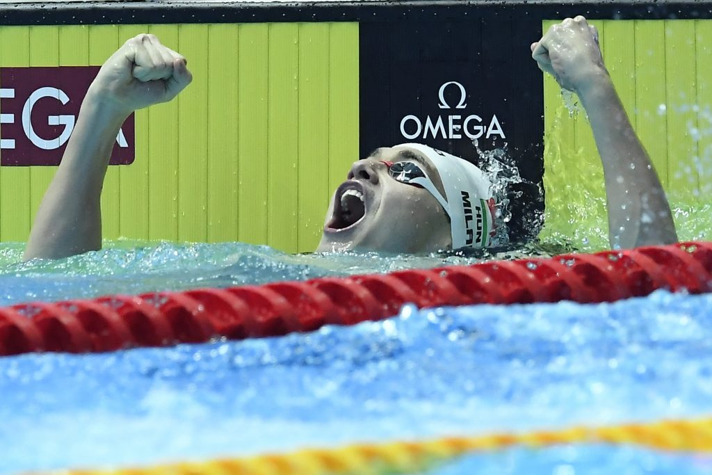 Swimming at the 2019 World Aquatics Championships – Men's 50 metre butterfly