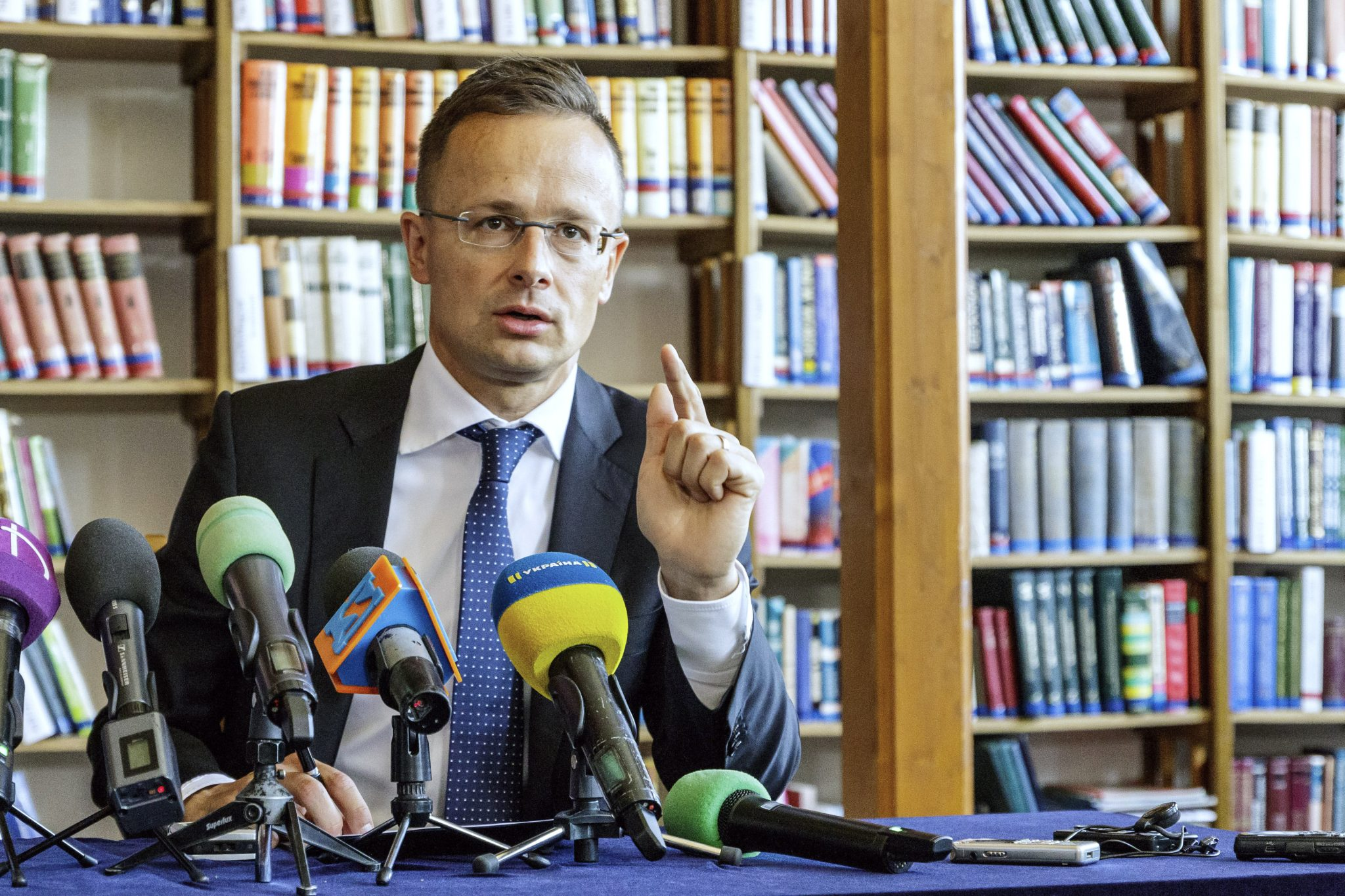 Szijjártó Welcomes Approaching Replacement of European Commission post's picture