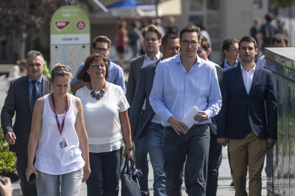 Six Opposition Parties to Field Joint Candidates in Budapest Election post's picture