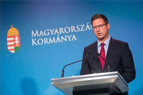 Gulyás: Fidesz Votes were Crucial for Von der Leyen's Election post's picture