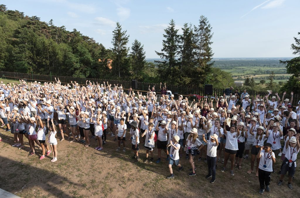 Summer Camp in Hungary Hosts 350 Diaspora Hungarians post's picture