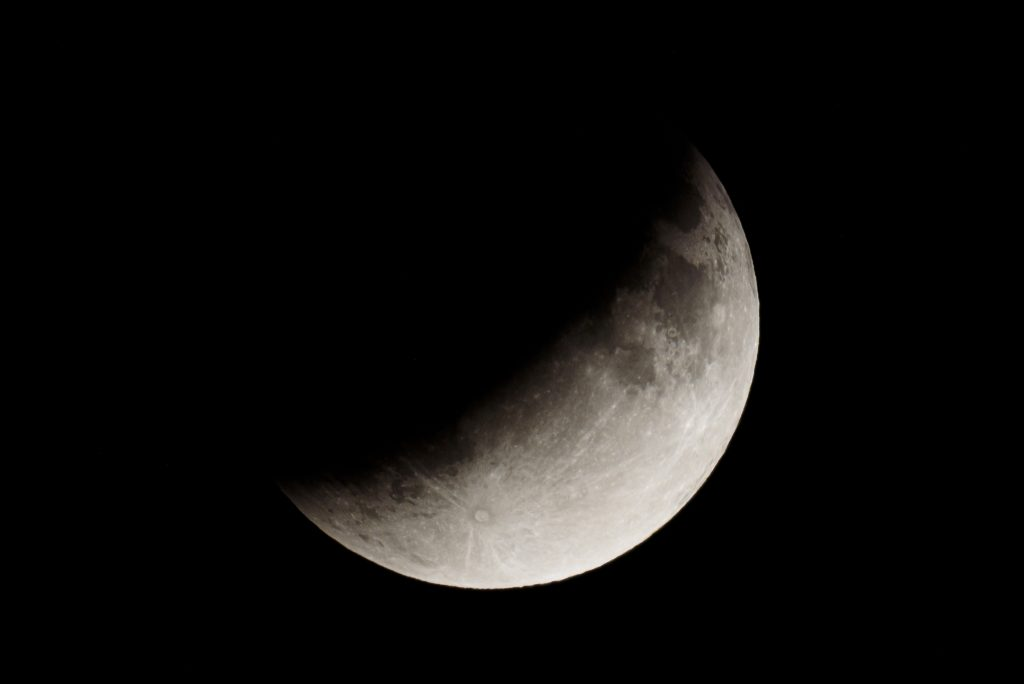 Partial Lunar Eclipse- Gallery! post's picture