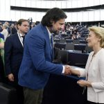 Deutsch: EC President Breaks with Predecessor's Positions on Many Issues