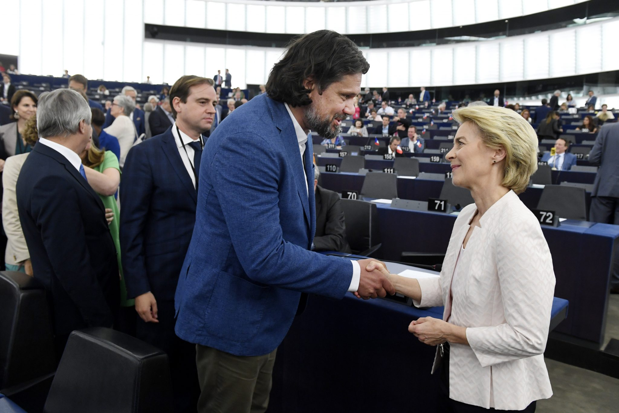 Deutsch: EC President Breaks with Predecessor's Positions on Many Issues post's picture