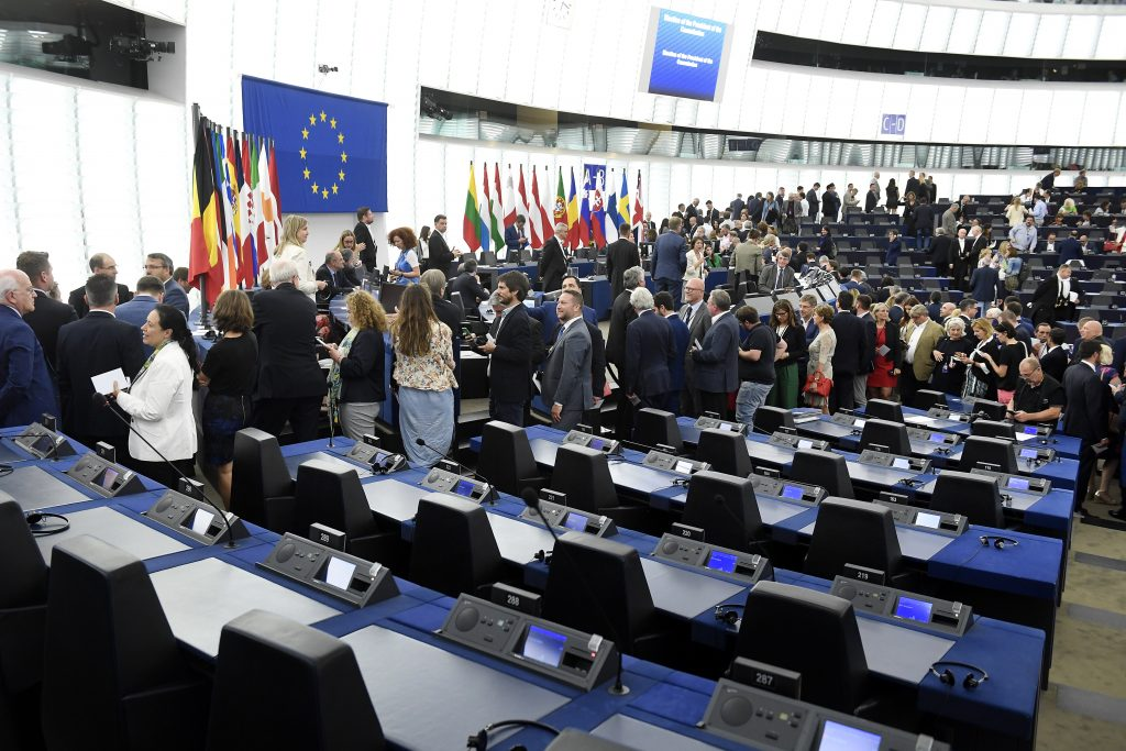 EP May Reject €1.8 Trillion EU Budget Partly Due to Rule of Law Compromise post's picture