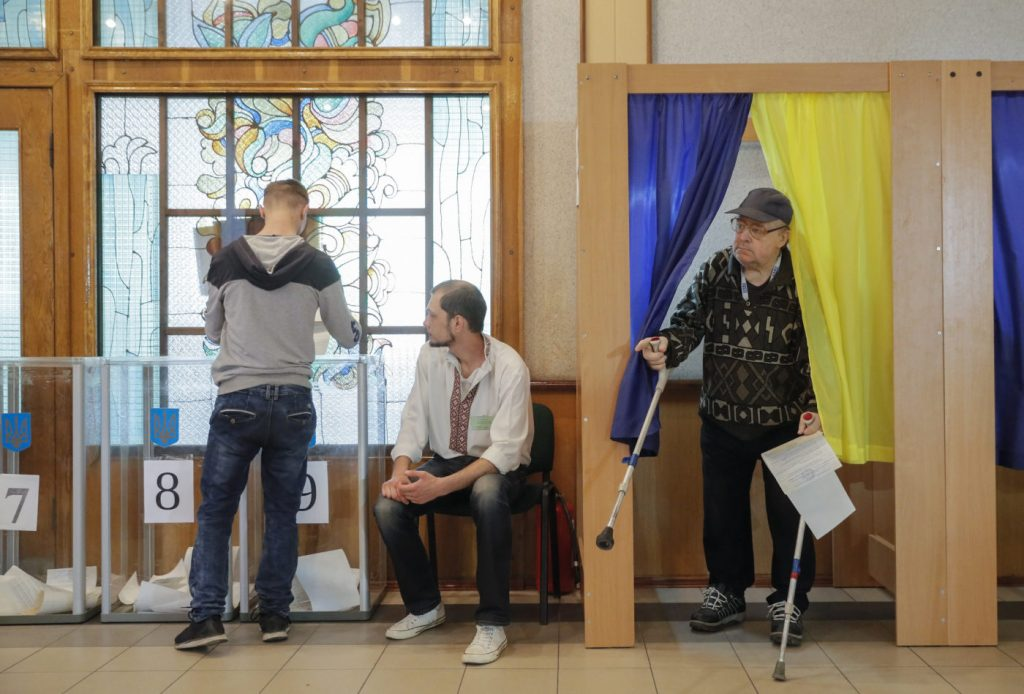 Ethnic Hungarians Left Without Mandate After Ukrainian Elections post's picture