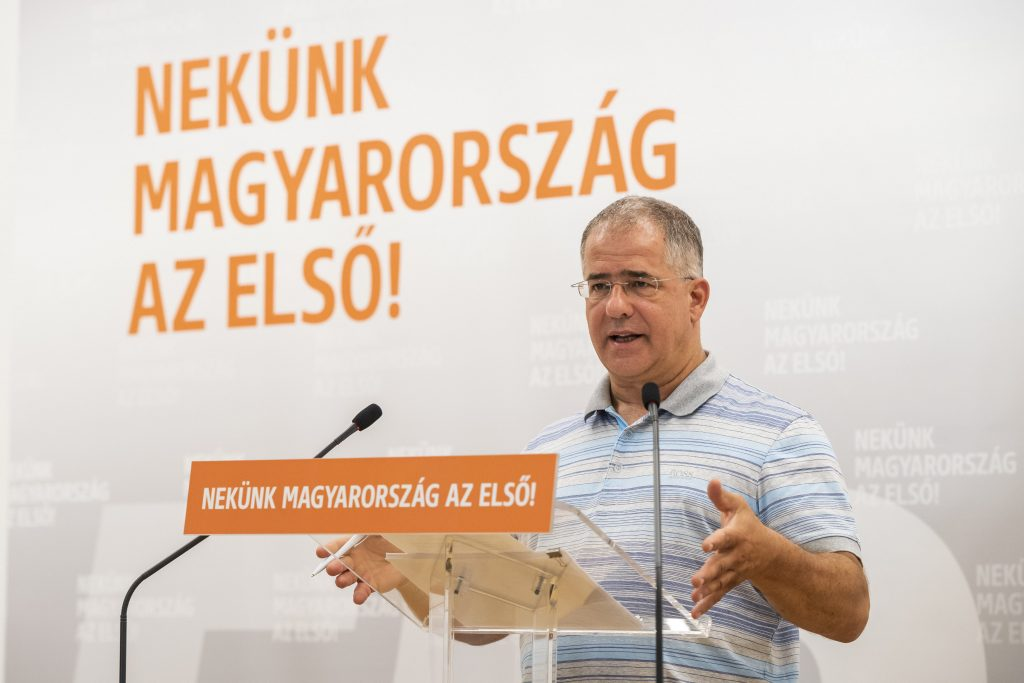 Fidesz: Ruling Parties Offer Growth post's picture