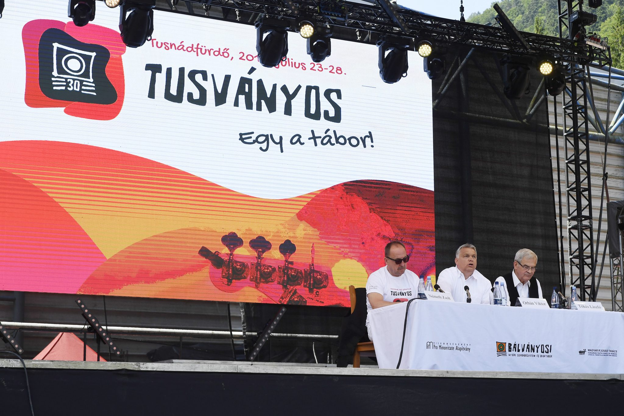 Tusványos Festival 30 Years Old post's picture
