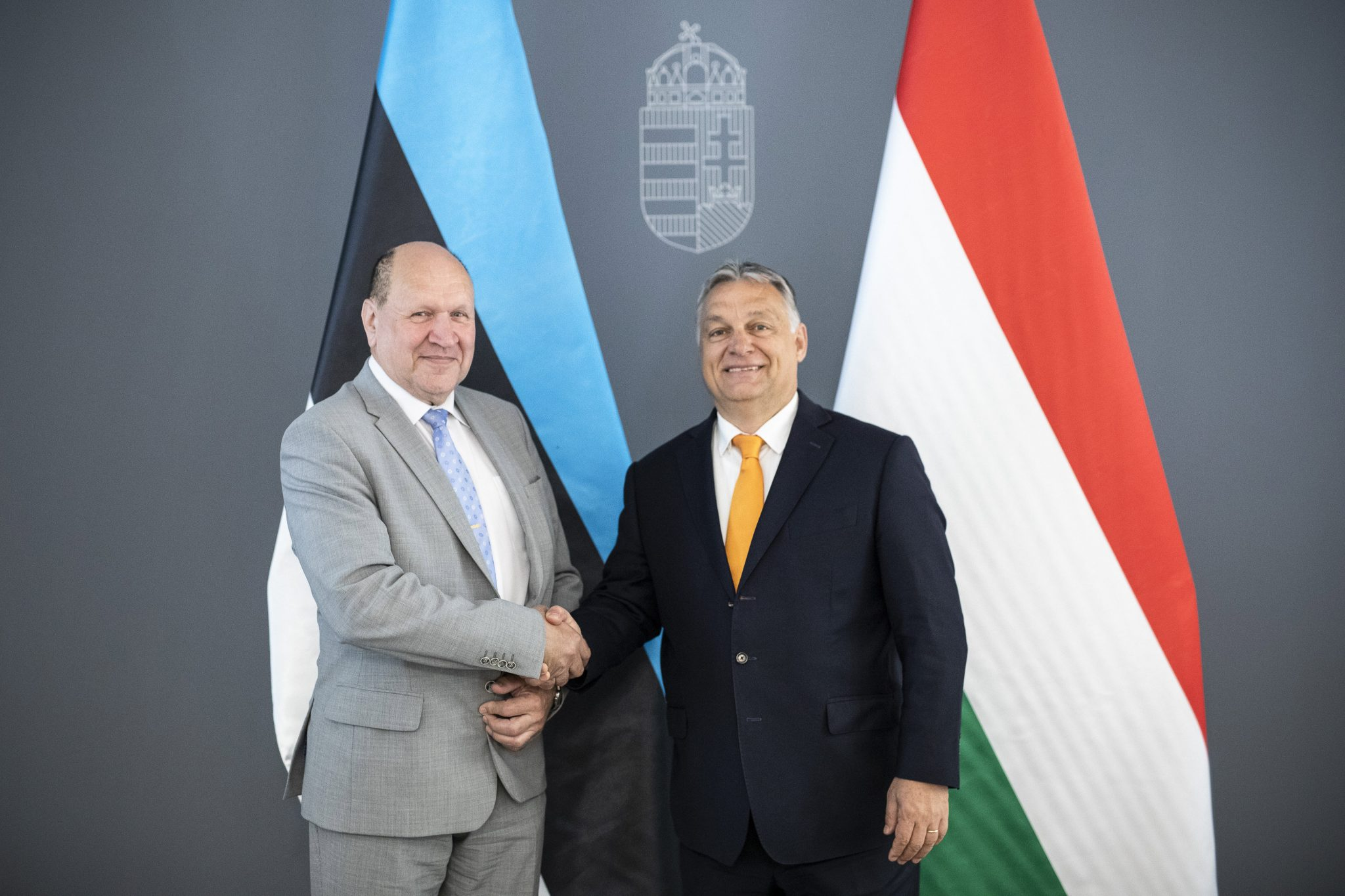 Orbán Meets Estonia Deputy PM post's picture