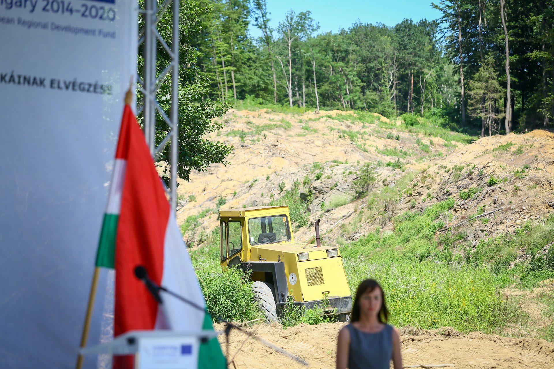 Groundbreaking Held for Kőszeg-Rattersdorf Road Project post's picture