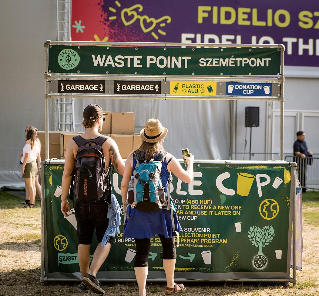 Sziget to Go Greener In Line With Festival-Goers Expectations post's picture