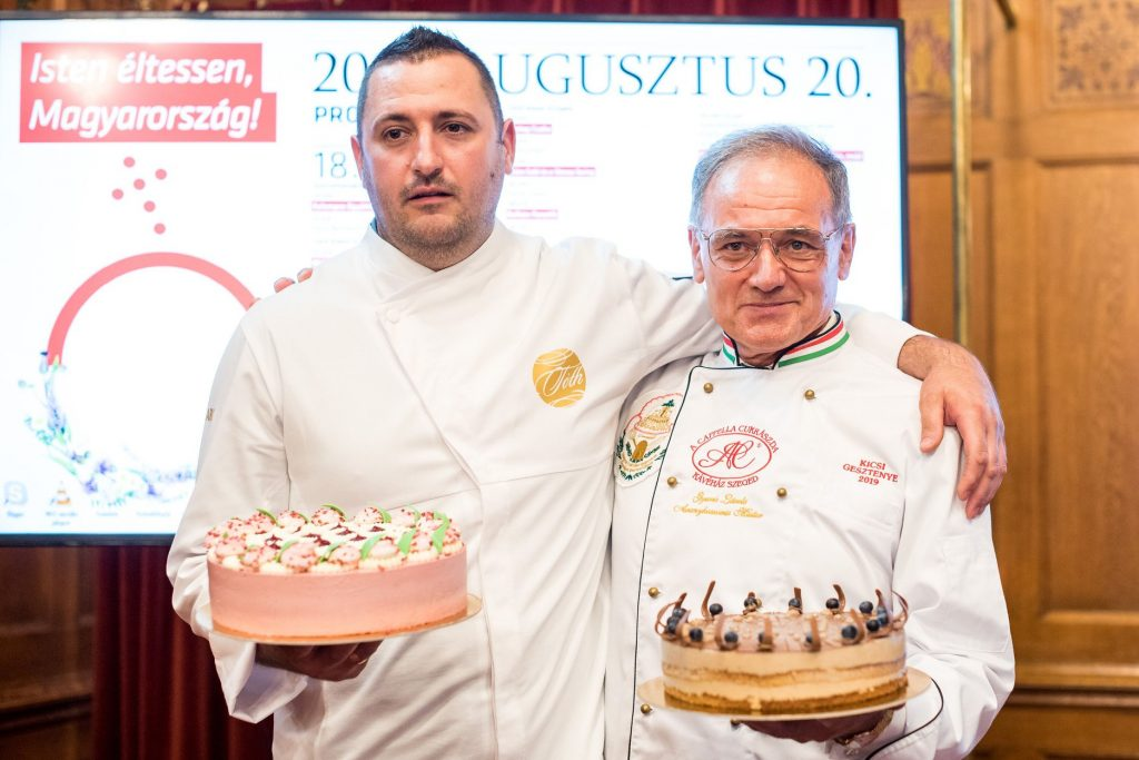 Hungary's 2019 Cake of the Year Revealed post's picture
