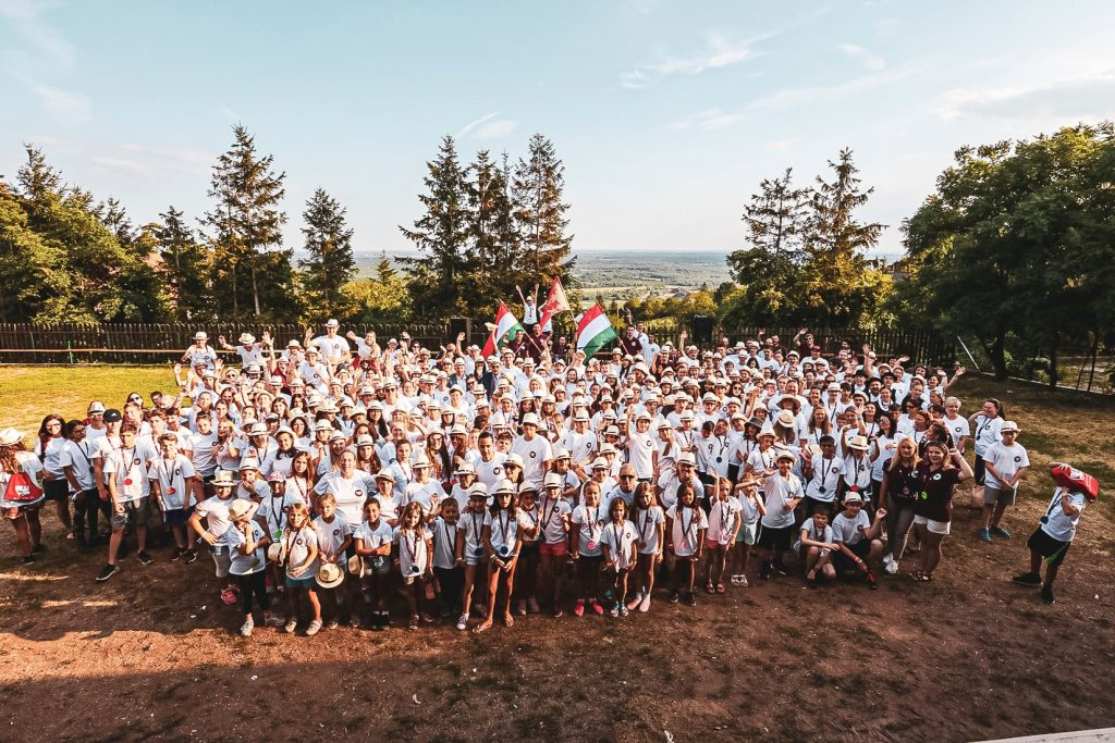 Hundreds of Young People Flock to Hungary Over the Summer, Thanks to Rákóczi Association's Birthright Programme post's picture