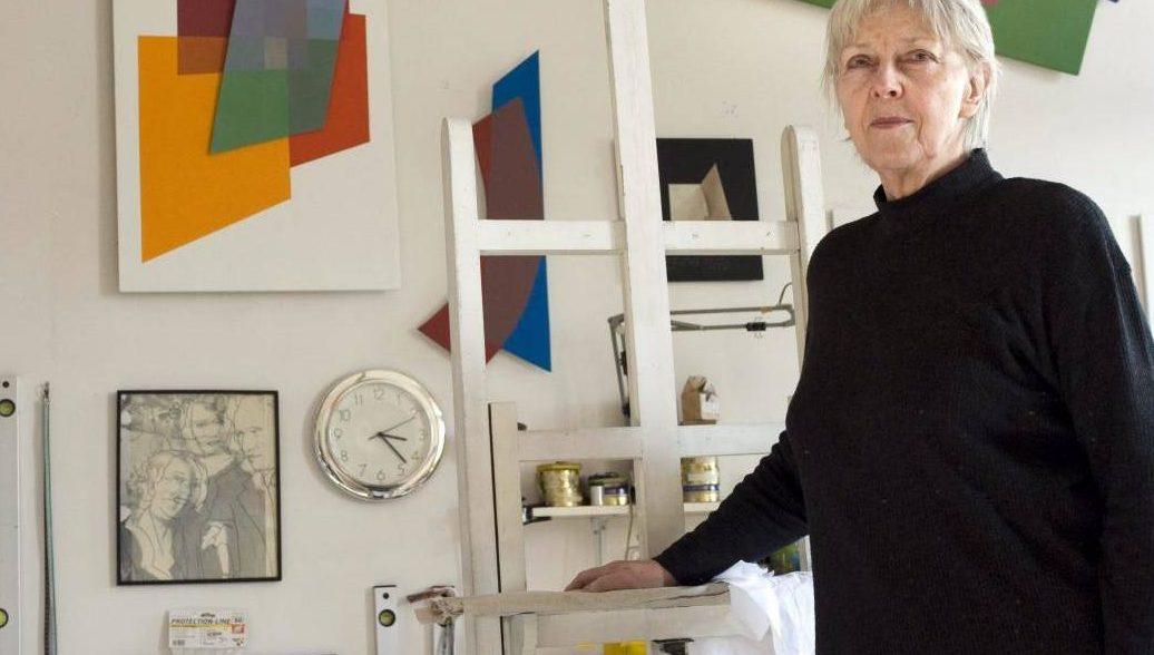 Tate Modern Opens Exhibition on Works of Hungarian Artist Dóra Maurer