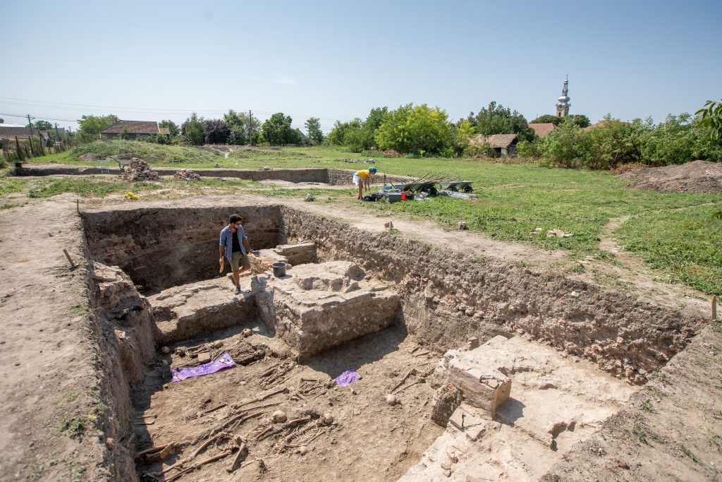 Excavators are 99% Sure Tomb of Andrew II Found post's picture