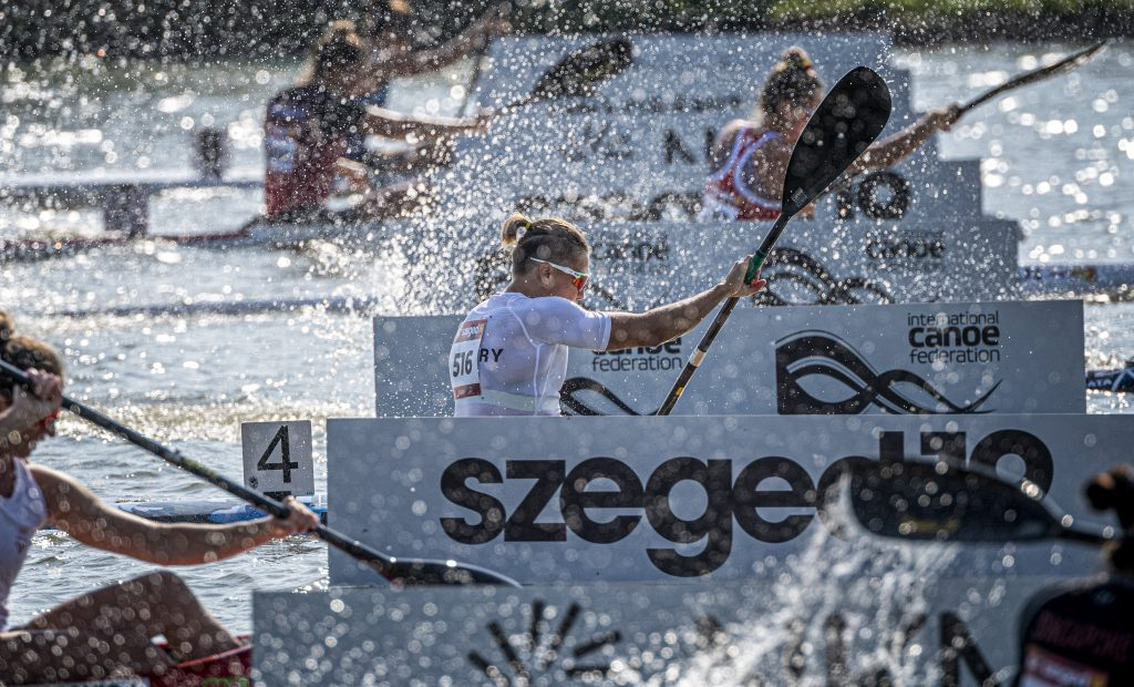 Team Hungary Claims Six Gold and Twelve Olympic Quotas in Szeged post's picture