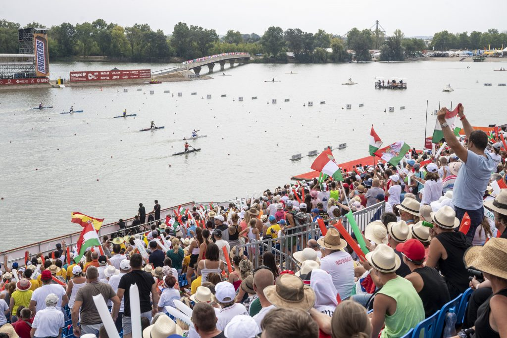 Kayak-Canoe: Szeged to Host European Olympic Qualifiers Next Year post's picture