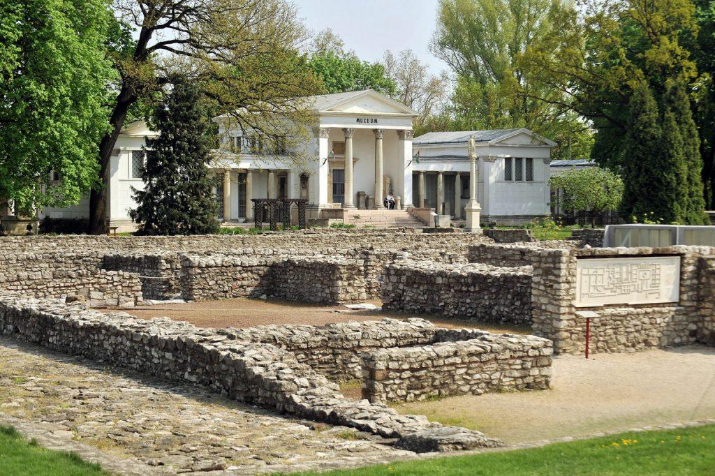 Aquincum on Mobile App Shortlist of Ancient Roman Sites post's picture