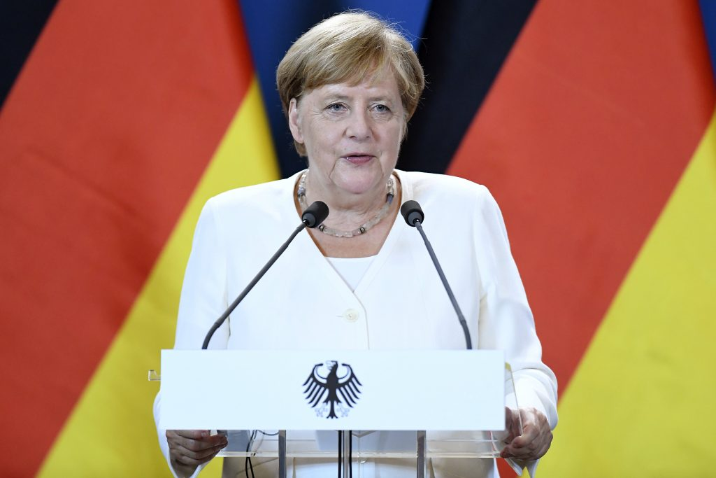 Merkel Thanks Hungary for Its Role in German Unification post's picture