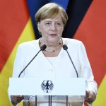 Angela Merkel Concerned About Hungary's Full-House Football Matches