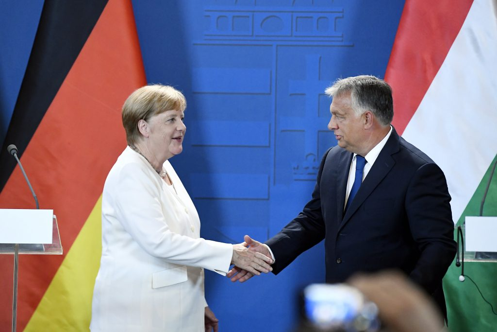 Orbán Calls for even Stronger Hungarian-German Economic Ties post's picture
