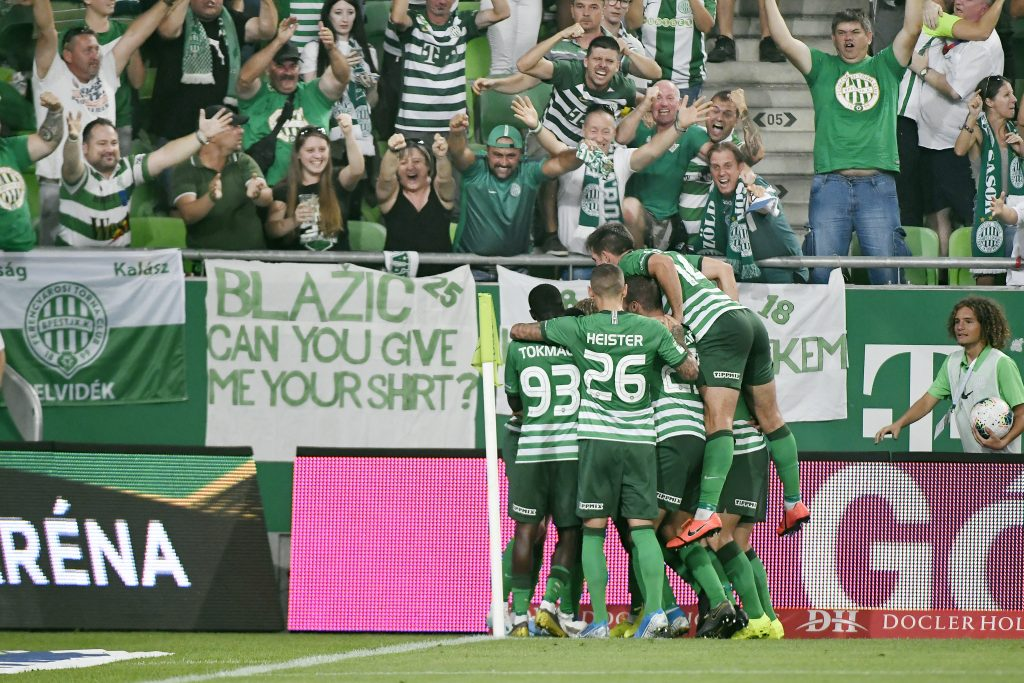 Ferencváros to Qualify for Europa League Group Stage after Fifteen Years post's picture