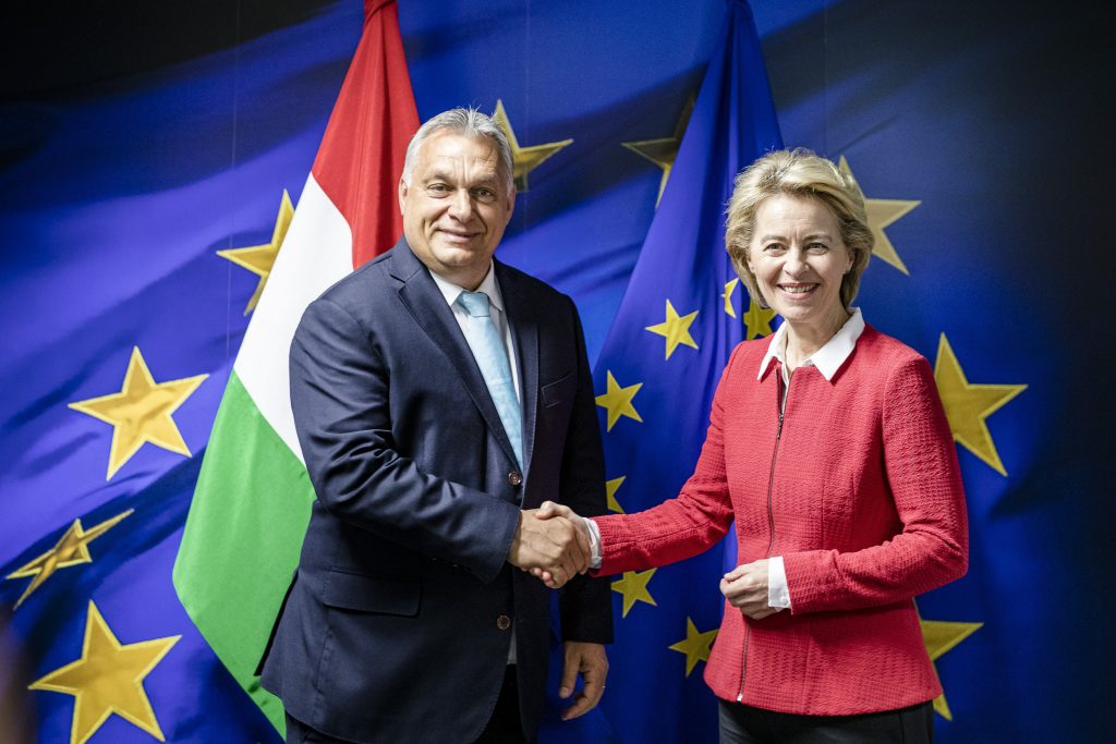 Orbán after Meeting: Decision to Back Von der Leyen 'Good' post's picture