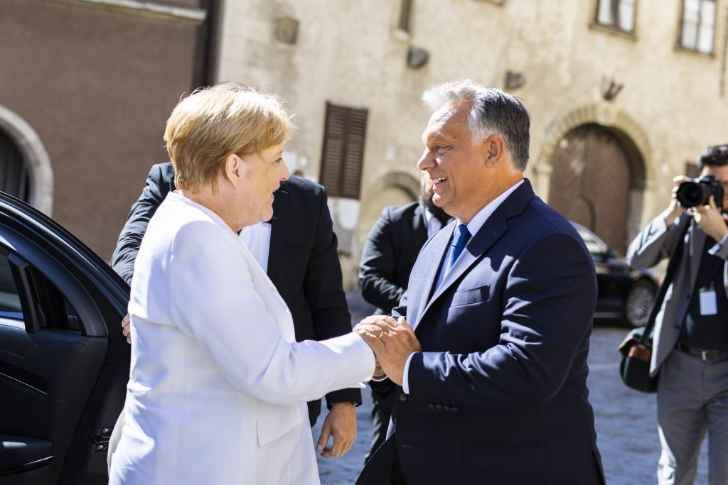 The Reason for Merkel's Conciliatory Tone Towards Orbán post's picture