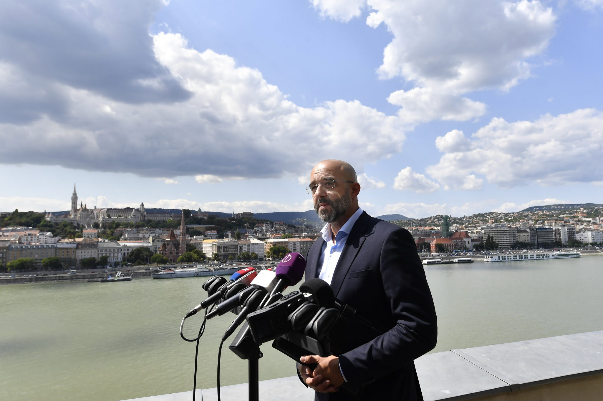 Gov't Spox: Hungary 'Not the Cause' of EU Budget Veto