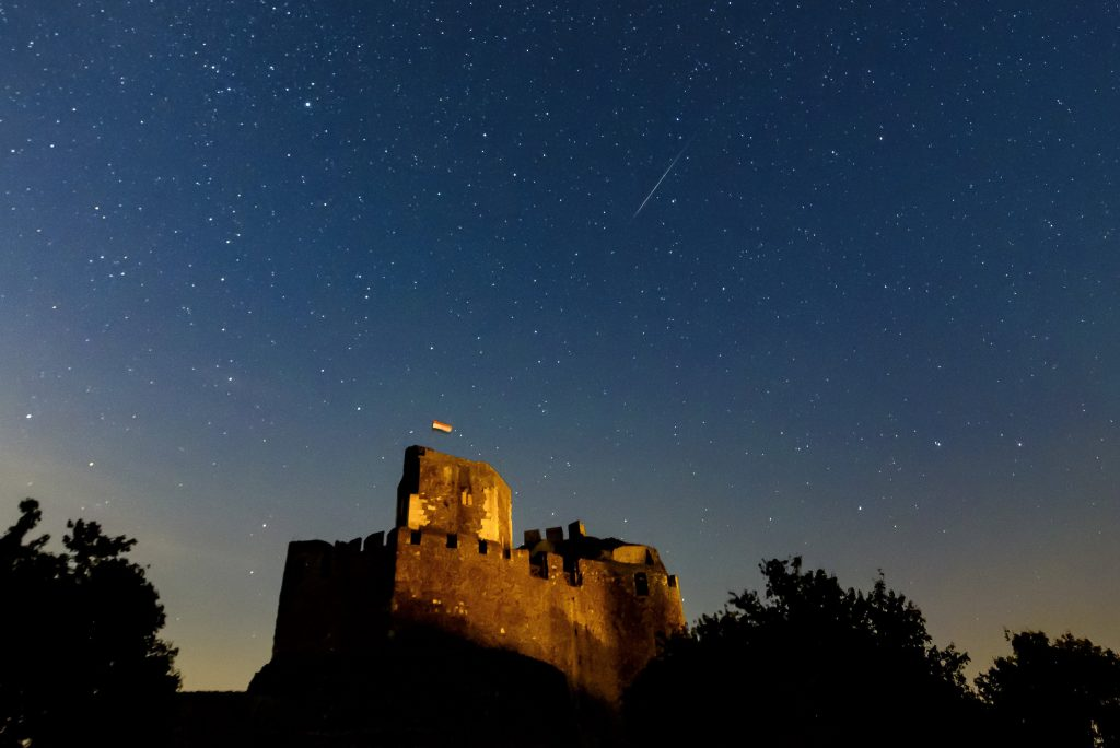 Watch the Sky, The Perseid Meteor Shower Peaks Tonight post's picture