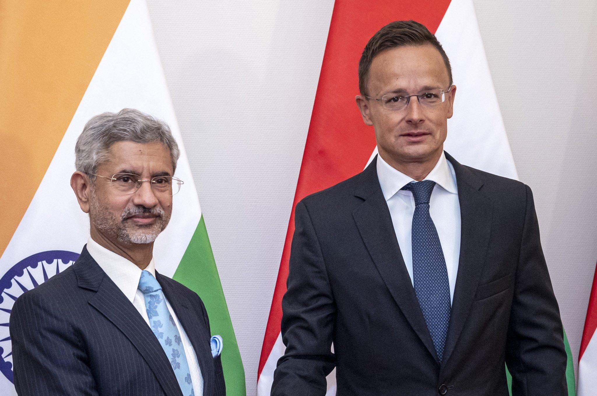 Szijjártó Urges Stronger Economic Cooperation with India post's picture
