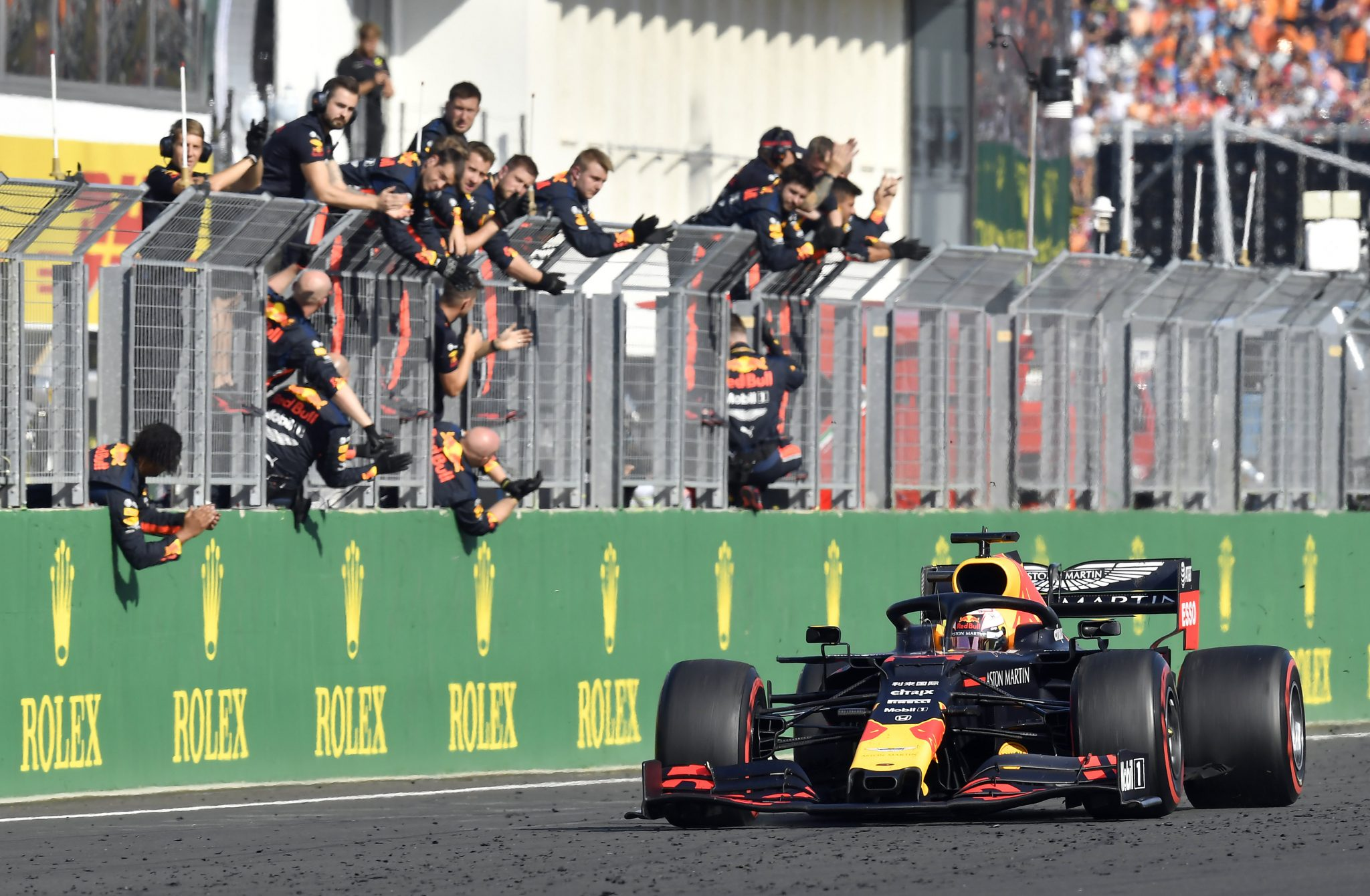 Formula 1 Hungarian Grand Prix Slated for July 19 post's picture