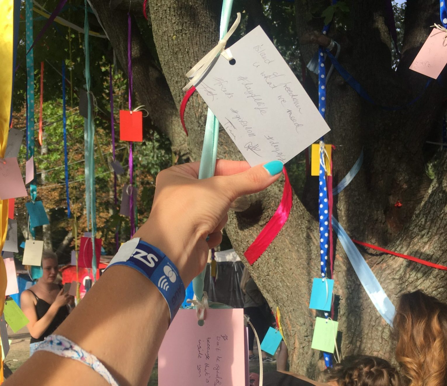 Wishing Tree at Sziget Festival: Does it Make Your Dreams Come True? post's picture