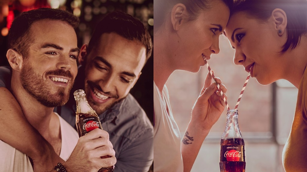 Coca-Cola Fined for Ads With Same-Sex Couples 'Undermining Adolescents' Moral Development' post's picture