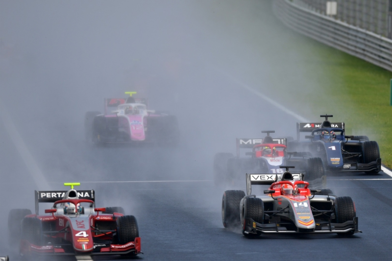 Formula One: 34th Hungarian Grand Prix Long Weekend Kicks Off post's picture