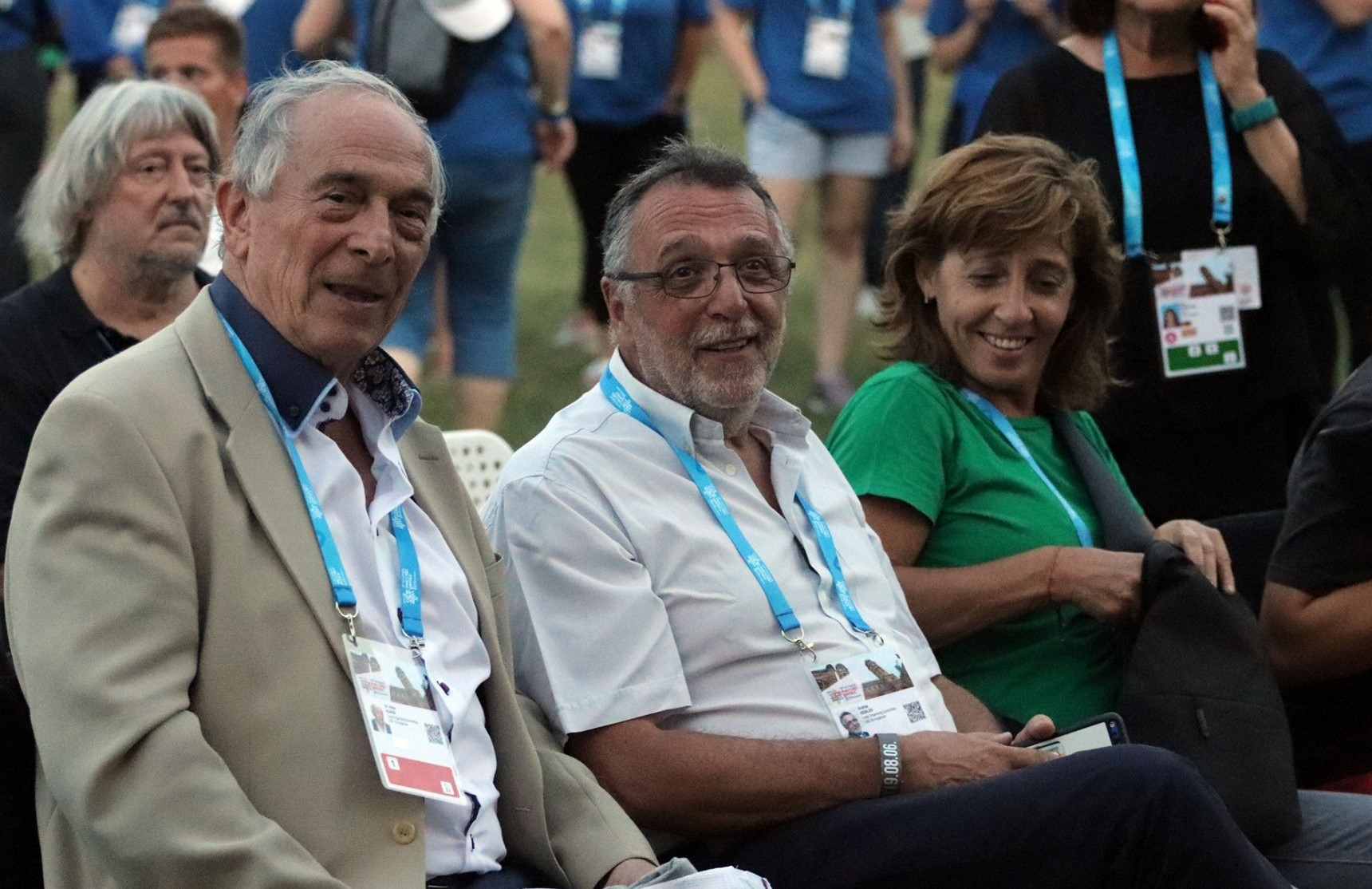 Jewish Leader Thanks PM Orbán for Support of European Maccabi Games post's picture