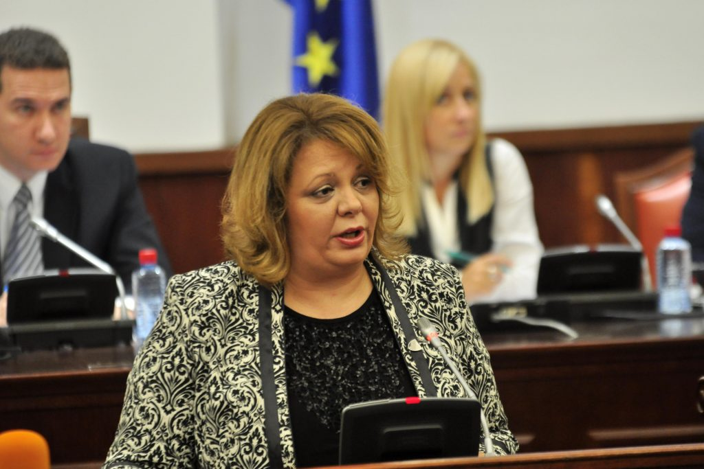 Special Prosecutor Janeva, Involved in Charging Gruevski, Arrested post's picture