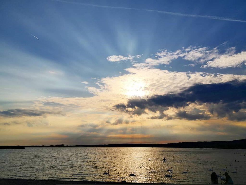"Summer in Hungary: Lake Velence, the ""Sunshine Lake"" post's picture"