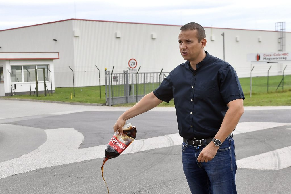 Mi Hazánk Calls for Boycott of Coca-Cola over Gay Acceptance Ads post's picture