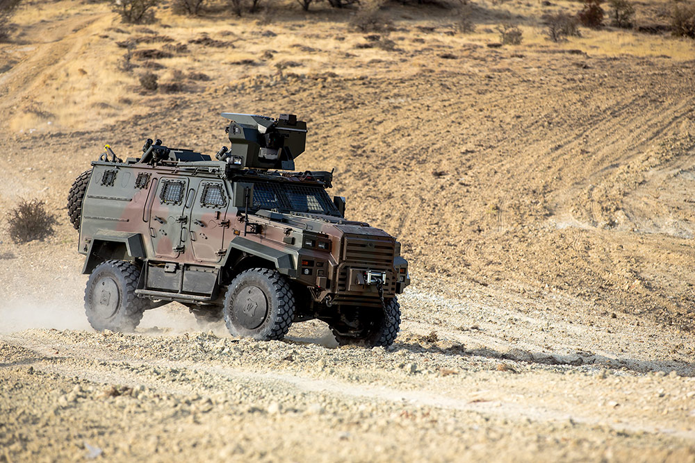 Hungary to Purchase Armored Combat Vehicle from Turkey post's picture
