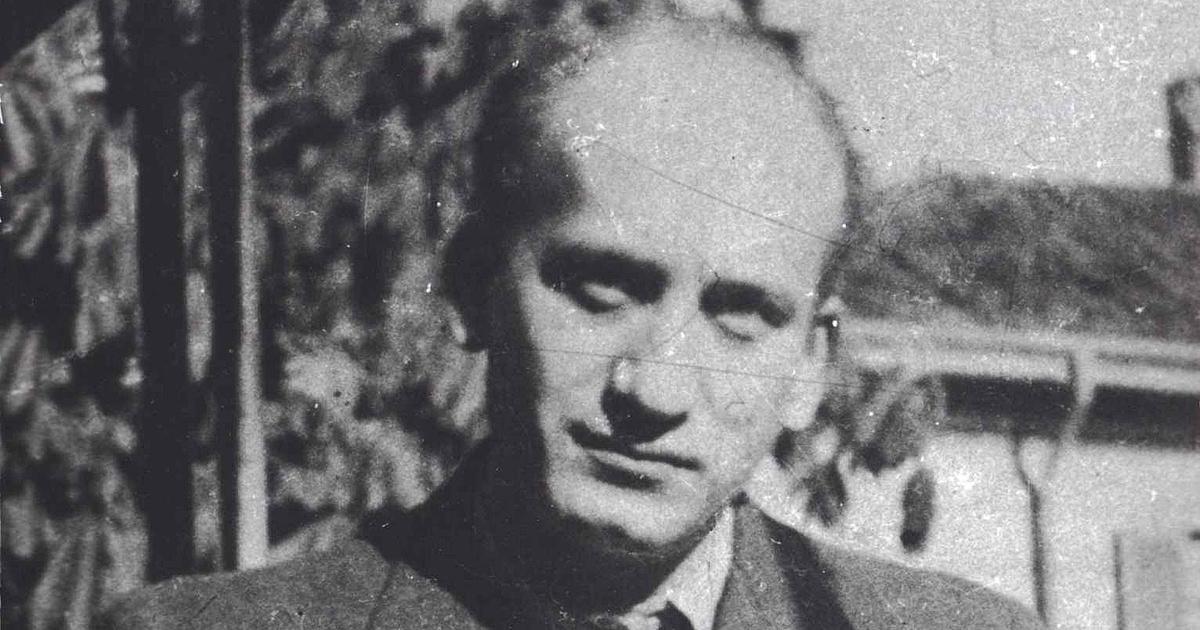 """Here Lived…"" Stolperstein Laid for Famed Writer Jenő Rejtő post's picture"