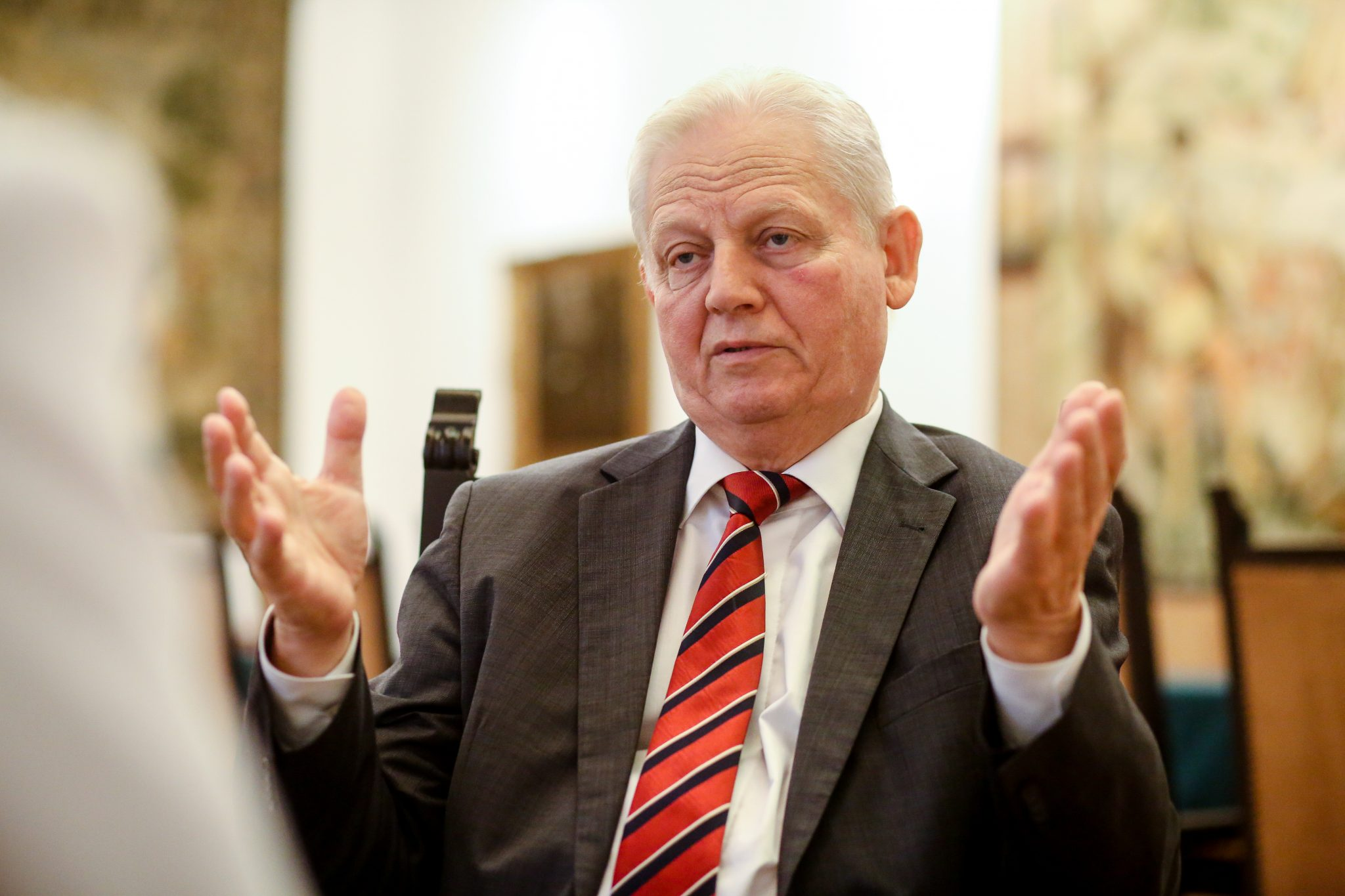 """Mayor István Tarlós: """"Achievements of Budapest are facts that cannot be disputed, but that's what the opposition does"""" post's picture"""