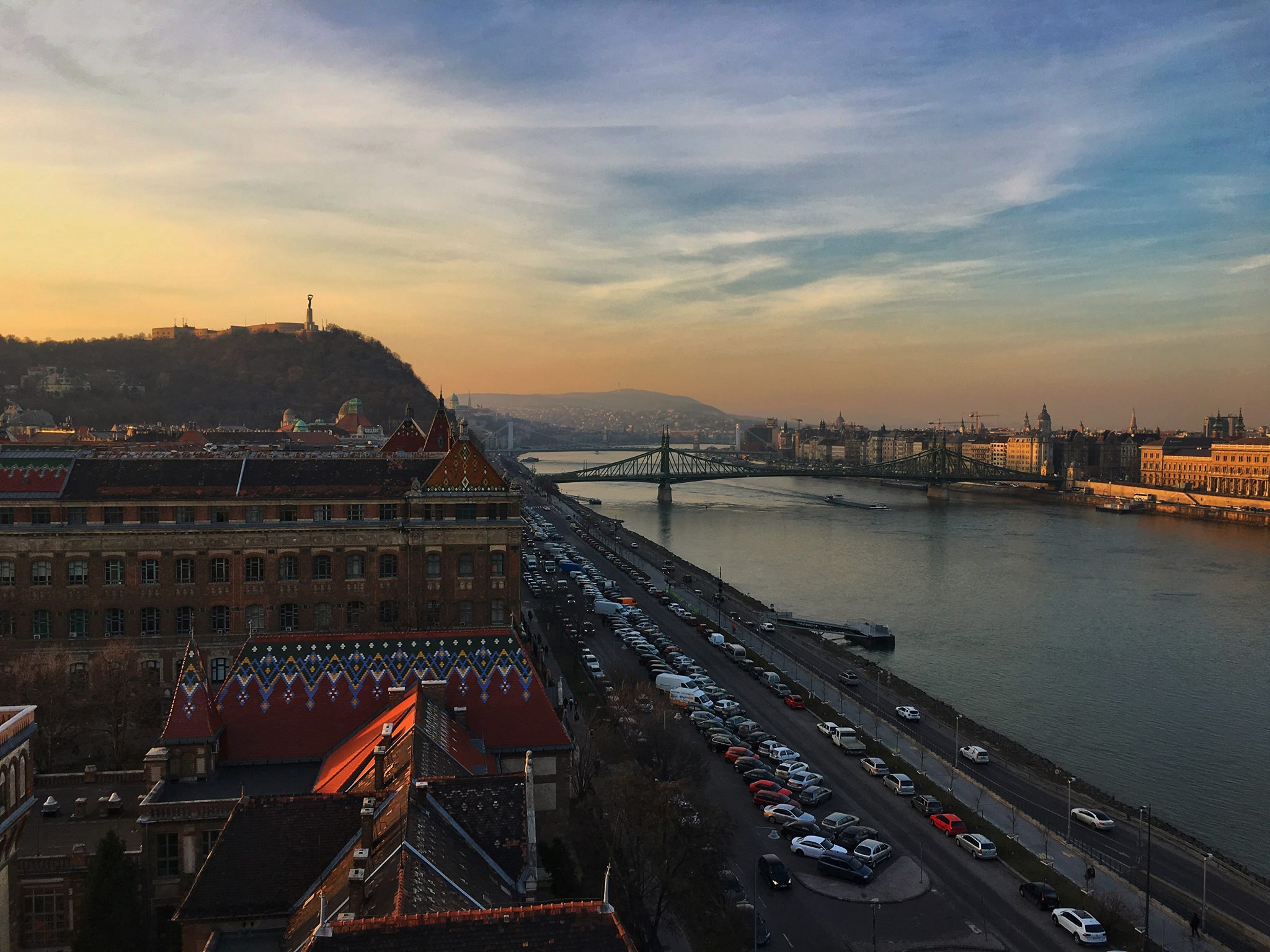 Economist: Budapest Most Livable City in Eastern Europe post's picture