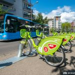 Record Number Register to Use Mol Bubi Bike Sharing System in April