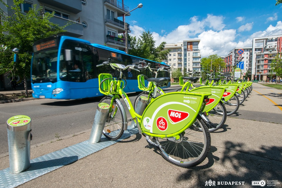 Public Bicycle Share Scheme MOL Bubi to Get Revamp Next Year post's picture